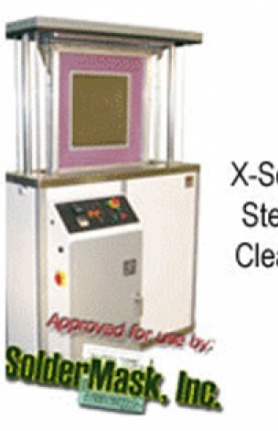 X-SERIES STENCIIL CLEANER