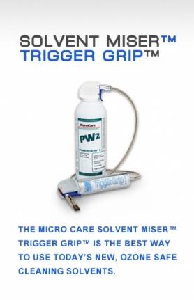 SOLVENT MISER™ TRIGGER GRIP™