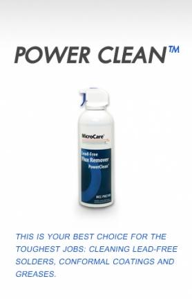 POWER CLEAN™